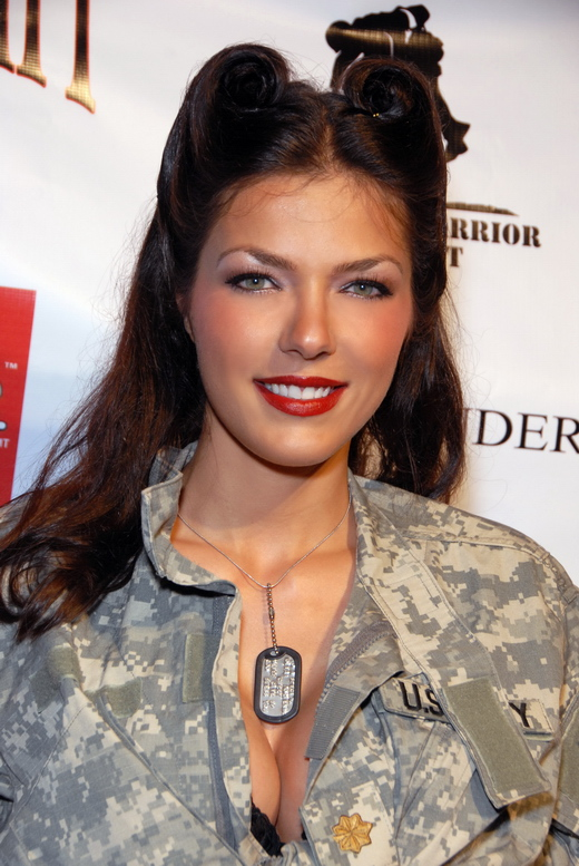 Adrianne Curry in Los Angeles im Mai 2009.