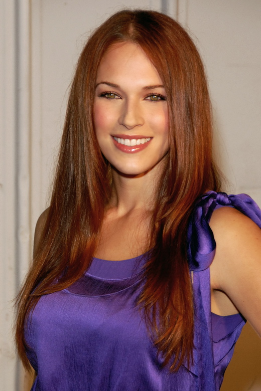 "Amanda Righetti bei der ""Maxim Magazine's 10th Annual Hot 100 Celebration"" in Santa Monica im Mai 2009."