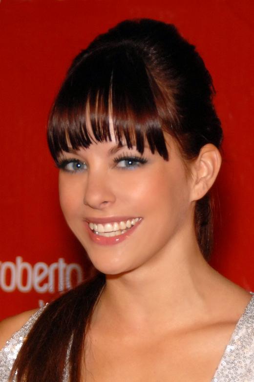 Amy Paffrath im November 2008 auf einer Party in Hollywood.