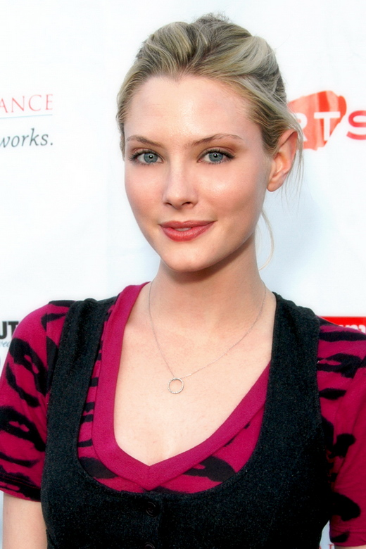 April Bowlby im Mai 2008.