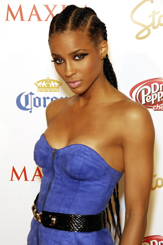 "Ciara bei der ""Maxim Magazine's 10th Annual Hot 100 Celebration"" in Santa Monica im Mai 2009."