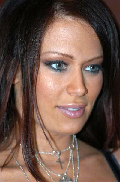 Jenna Jameson auf der AVN Expo 2005.