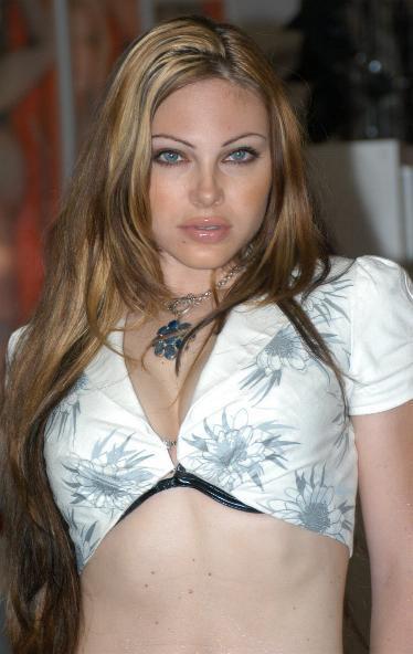 """Jesse Capelli auf der """"Erotica LA Party"""" im Juni 2006."""