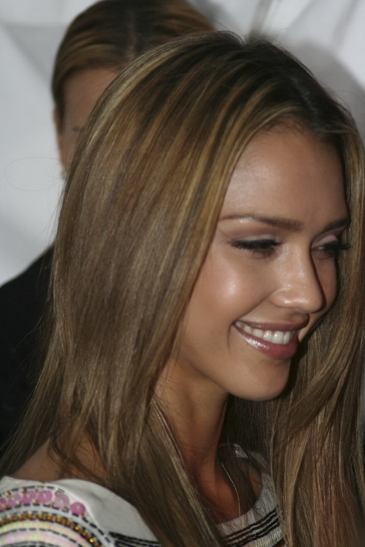 Jessica Alba bei den Scream Awards 2007.