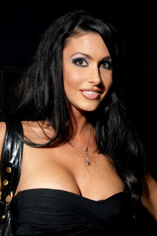 Jessica Jaymes im Mai 2009 auf einer Party in Hollywood.