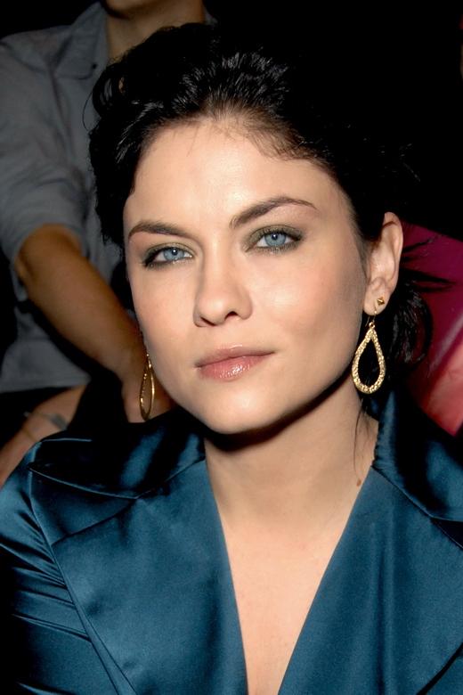 Jodi Lyn O'Keefe bei der Los Angeles Fashion Week 2008.