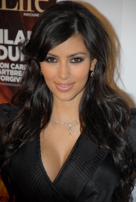 """Kim Kardashian bei den """"Hollywood Life Magazine Awards""""."""