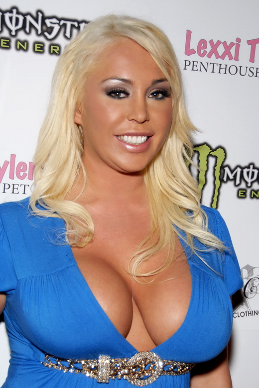Mary Carey auf einer Website Launch Party im Mai 2009.