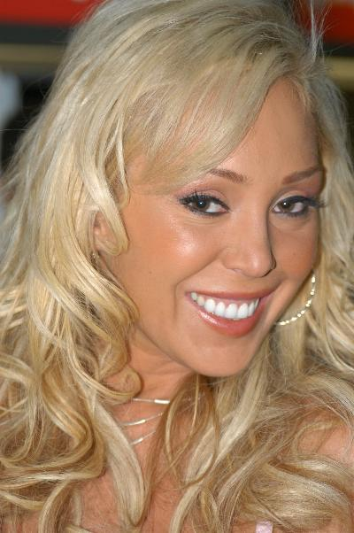 Mary Carey auf der Adult Entertainment Expo 2007.