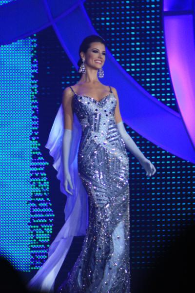 Stefania Fernandez bei der Wahl zur Miss Venezuela 2008.